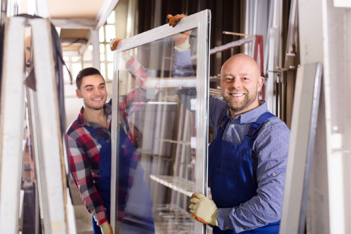 Aluminium Window Repairs Herefordshire